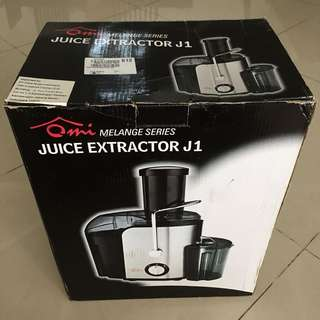 Omi - Juice Extractor J1 (700ml)