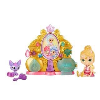 BNIB Shimmer and Shine Leah Mirror Room Toy