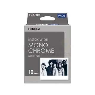 Instax Wide Film Monochrome For Instax 300, Instax 210, Instax 200, Lomo Instant
