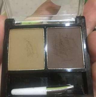 Silkygirl brow&nose  shadow
