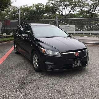 HONDA STREAM RENT UBER GRAB CHEAP