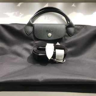 Longchamp Le Pliage Neo (Black)