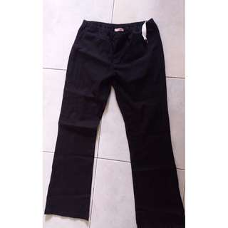 Ina Maternity Pants Black