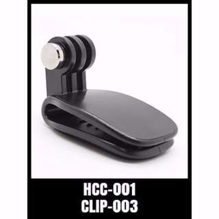 GoPro Accessories Head Strap Cat Clip GoPro Hero 4 3 HCC-001