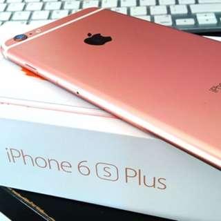 Used IPhone 6s Plus Rose Gold