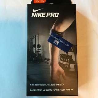 全新 Nike Pro 網球肘帶 tennis elbow/ golf elbow band Size S/M