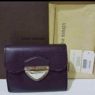 LV Epi Joey Leather Wallet