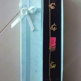Stainless Gold Anklet/Bracelet