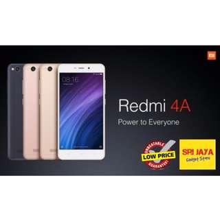 Xiaomi Redmi 4A (2gb Ram + 16gb Rom)