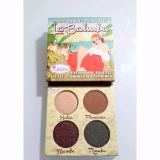 The Balm LA BALMBA VOL.1 Steal the Spotlight Eyeshadow Palette Brand New & Authentic (NO OFFERS)