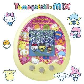 Tamagotchi Sanrio M!x