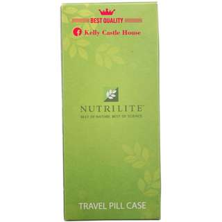 Amway Nutrilite Travel pill case