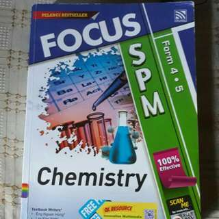 Chemistry Reference Book