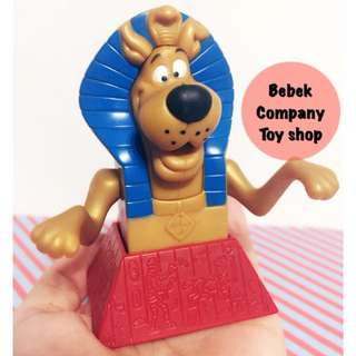 2010 McDonald's Scooby-Doo scooby 叔比狗 史酷比 絕版玩具 麥當勞玩具