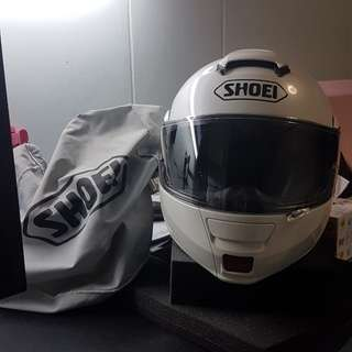 Shoei Neotec size L (with PSB sticker)