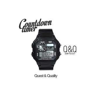 Jam tangan Fashion pria analog - FIN-33