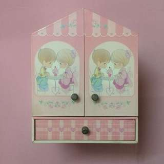precious moments jewellery box