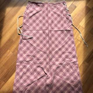 Kookai 3/4 length skirt size 36