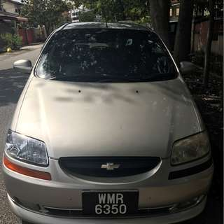 2004 Chevrolet Aveo For Sale