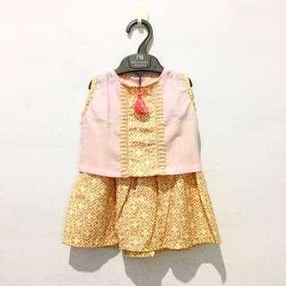 Baju anak perempuan / dress anak / rok anak / baby's dress / mothercare / babygap / gingersnaps/ h&m kids