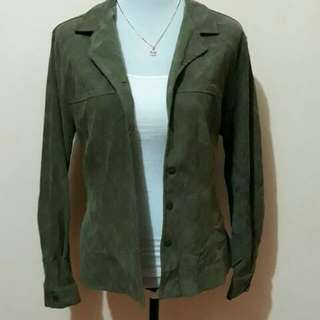 Army Green jacket/blazer