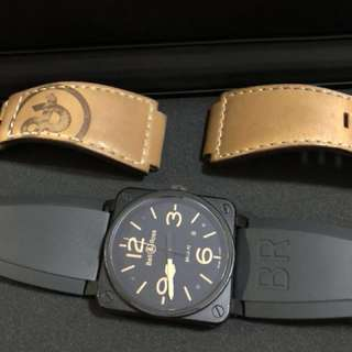 Bell & Ross Heritage BR03-92 for sale