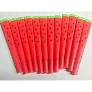 Watermelon Sign Pen