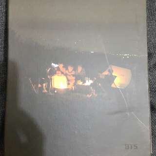 BTS Young Forever Night Version WITH ALL inclusions