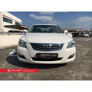 Toyota Camry 2.4A