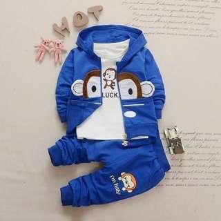 St jacket babymilo kid