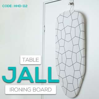 JALL IRON-IRONING BOARD TABLE MEJA SETRIKA (HHD-112)
