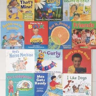 Preschool Readers