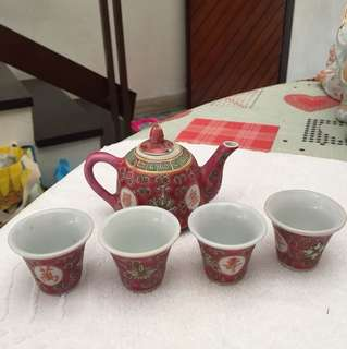 Wedding Tea Set (Mini size)