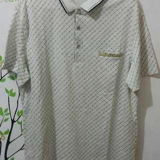 Broken White Polo Shirt