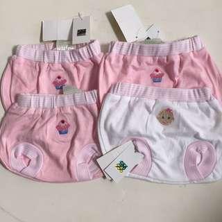 Paket celana baby born (4 item)