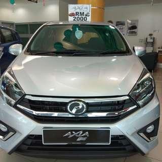 Perodua Axia Special Edition