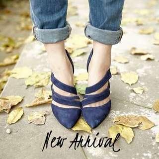 🚚 ⚠️可小議價⚠️轉賣部落客推薦~專櫃時尚設計 高跟鞋
