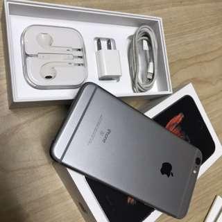 iPhone 6s Plus 64G太空灰