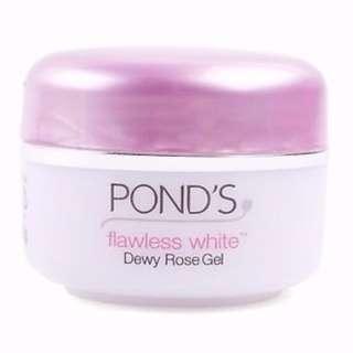 [INSTOCKS] POND'S Flawless White Dewy Rose Gel 10g