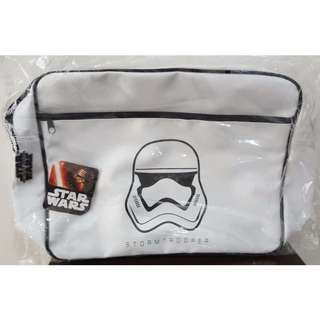 Disney Star Wars Storm Trooper Sling Bag
