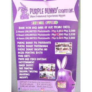 Purple Bunny Events