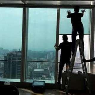 Pemasangan Tinted Rumah,bangunan &lain2
