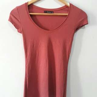 REPRICED! Original Bershka Fitted Blouse