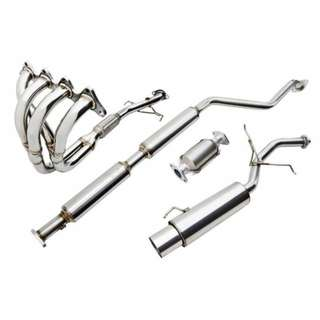 Drift racing exhaust system for CS3