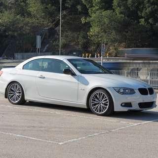 2010 BMW E93 335i N55 DCT #get50