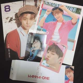 [WTS] WANNA ONE ALBUM LOOSE ITEM
