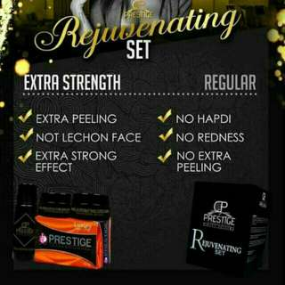 Prestige Rejuvenating Set (Regular)