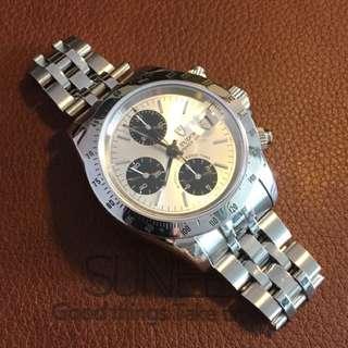 Tudor 79280 全鋼計時手錶