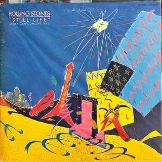 RollingStones-Still-Life-1982 Vinyl Record
