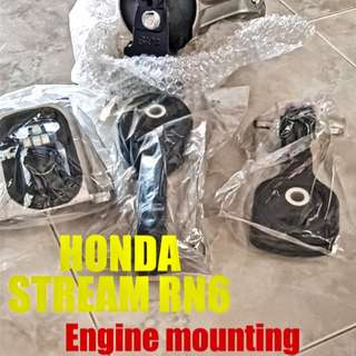 Honda Stream RN6 (FULL MOUNTING) Price is inclusive of Labour!!!